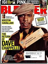 Blender - 2006, April - Dave Chappelle's Back, Laguna Beach's Kristin Cavallari