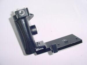 Zenza Bronica Speed Grip S for SQ-Ai SQ-A SQ-B Hand Winder & Flash Holder * Ex++