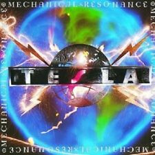 TESLA - MECHANICAL RESONANCE  CD  12 TRACKS HEAVY METAL / HARD ROCK  NEU