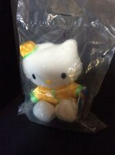 "McDonald's Sanrio Hello Kitty Plush, Asian Costume, 7"" in Sealed Bag"
