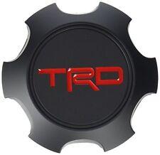 Toyota FJ TACOMA & 4Runner TRD Black Wheel Center Cap