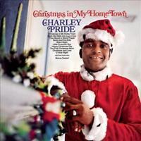 CHARLEY PRIDE - CHRISTMAS IN MY HOME TOWN [BONUS TRACKS] NEW CD