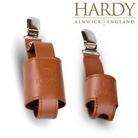 Hardy Leather Gink Holder or Leather Powder Hold Fishing APPROVED HARDY DEALERS
