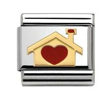 Nomination Charm Home With Heart RRP £22