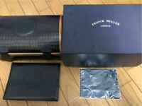 Franck Muller Watch Storage Case with Outer Box For Conquistador King