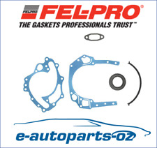 FELPRO TIMING COVER SEAL AND GASKET SET FORD CLEVELAND 302-351 FETCS45061
