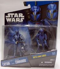 Star Wars 2010 Exclusive Two-Pack - Senate Commando Captain & Senate Commando