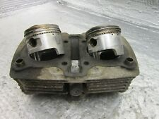 HONDA CB400 N SUPERDREAM 400 BARRELS AND PISTONS - VERY GOOD LOW MILES CYLINDERS