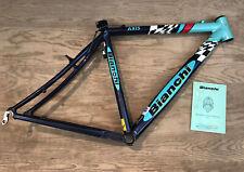 Bianchi Axis CX Cyclocross Bike Frame Rim Brake 49cm