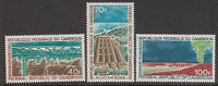 (T9-55) 1971 Cameroon 3set industrial expansion MH