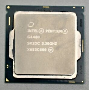 Intel Pentium G4400 3.3 Ghz CPU Processor LGA1151 Dual Core