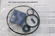 TOYOTA COROLLA AE86 TWIN CAM 4A-GE DISTRIBUTOR OIL LEAK FIX / SERVICE KIT.