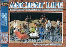Italeri Nexus Atlantic 1:72 Ancient Life 66 Pieces Plastic Figure Kit #ATL014