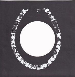 MOJO Company Reproduction Record Sleeves - (pack of 12]   ALL BLACK LABEL MOJO