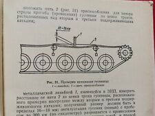 Vtg Manual Weapon Russian Main Battle Tank T-72 Panzer Guide Military Ussr Rare