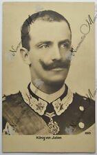 Cartolina Konig Von Jtalien - Re d'Italia - Vittorio Emanuele III