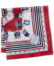 Echarpe foulard  DAMART 67 x 67 cm neuve