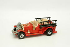 Hot Wheels 1/64 - Old Number 5 Fire Dpt