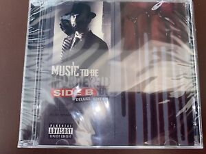 EMINEM - Music to be Murdered By [Side B] Deluxe edition - SEALED!