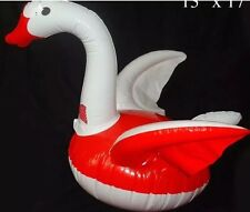 Inflatable Swan  Balloon Large Birthday Party Accessory Animal Theme