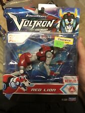 VOLTRON Legendary Defender - RED LION Action Figure DreamWorks by Playmates Toys