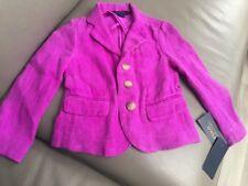 BNWT Boys Ralph Lauren Linen  Blazer/Smart Jacket 4/4T BNWT