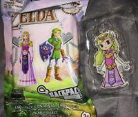 Legend of Zelda Backpack Buddies Wind Waker Princess Zelda - Nintendo