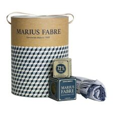 Marius Fabre Marseille Soap Round Gift Box