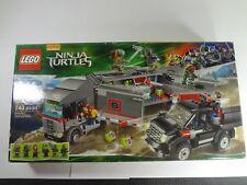 BRAND NEW! LEGO TMNT Teenage Mutant Ninja 79116 Big Rig Snow Getaway