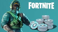 New Nvidia Fortnite Bundle 2000 V-Bucks Counterattack Set ,PC,PS4,Xbox