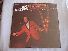 JIM REEVES AND SOME FRIENDS RCA DYNAGOOVE LSP-4112 VINYL RECORD STEREO ~SEALED~