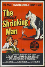 "The Incredible Shrinking Man Movie Poster Replica 13x19"" Photo Print"