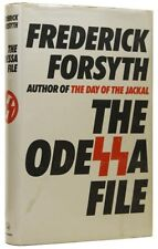 Frederick FORSYTH, born 1938 / The Odessa File First Edition