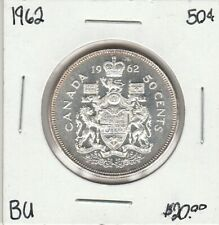 Canada 1962  50 Cents