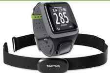TomTom Gps Watch With Heart Rate Monitor