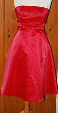 Fiesta, Ladies, Red, Wedding, Party, Dress, size  M (10-12) *CLEARANCE*