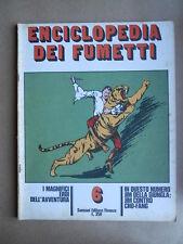 Enciclopedia dei Fumetti n°6 Jim della Giungla   ed. Sansoni [G364-1] DISCRETO*