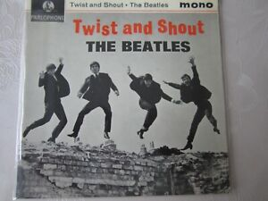The Beatles           EP     Twist And Shout