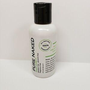 Pure Romance Pure Naked Sensual Massage oil - 4 fl oz