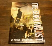 The Survivalist (Frontier Justice #1) Dr. Arthur T Bradley (Paperback) Like NEW