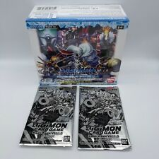 Digimon Release Special Ver 1.0 Booster Box | BT01-03 English | 2 x Dash Packs