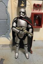 Star Wars Black Series 6 Inch Captain Phasma Loose Figure COMPLETE! HTF EUC