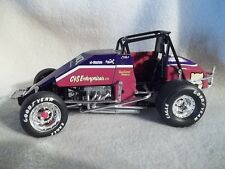 """GMP No. 5 Danny """"The Dude"""" Lasoski Jackpot Junction Winged Sprint 1/18"""