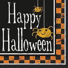 Multi-Colour Halloween Party Napkin