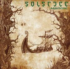 SOLSTICE-Lamentations LP BLACK VINYL/400 Black Sabbath Candlemass anathème