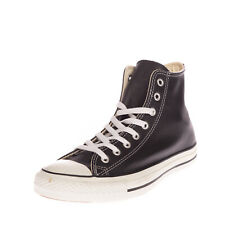 CONVERSE ALL STAR 1S581 Leather Sneakers EU 43 UK 9.5 US 9.5 High Top Crumpled