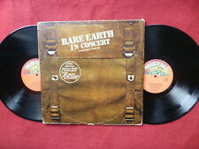 Rare Earth - In Concert ( 2 Lps - Set Bag Cover UK 1971 )