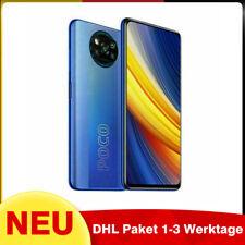 Original Xiaomi POCO X3 Pro 6GB 128GB Handy 6,67? 120Hz 5160mAh Smartphone Blau