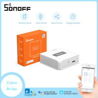 SONOFF Zigbee Bridge Gateway Smart Home Wifi Wireless Remote Switch DIY Timer