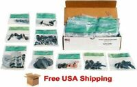1967 Chevy Chevelle Coupe AMK Master Interior Screw Kit 354 pcs